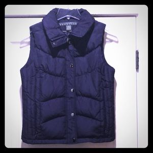 Kenneth Cole Reaction - Purple Puffer Vest